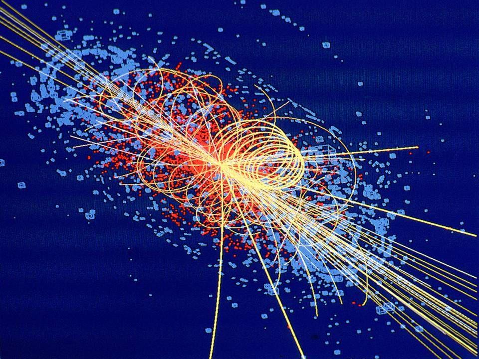 2 Imparerete a riconoscere le particelle che attraversano il rivelatore ed a classificare gli eventi (particelle prodotte in una collisione) osservand