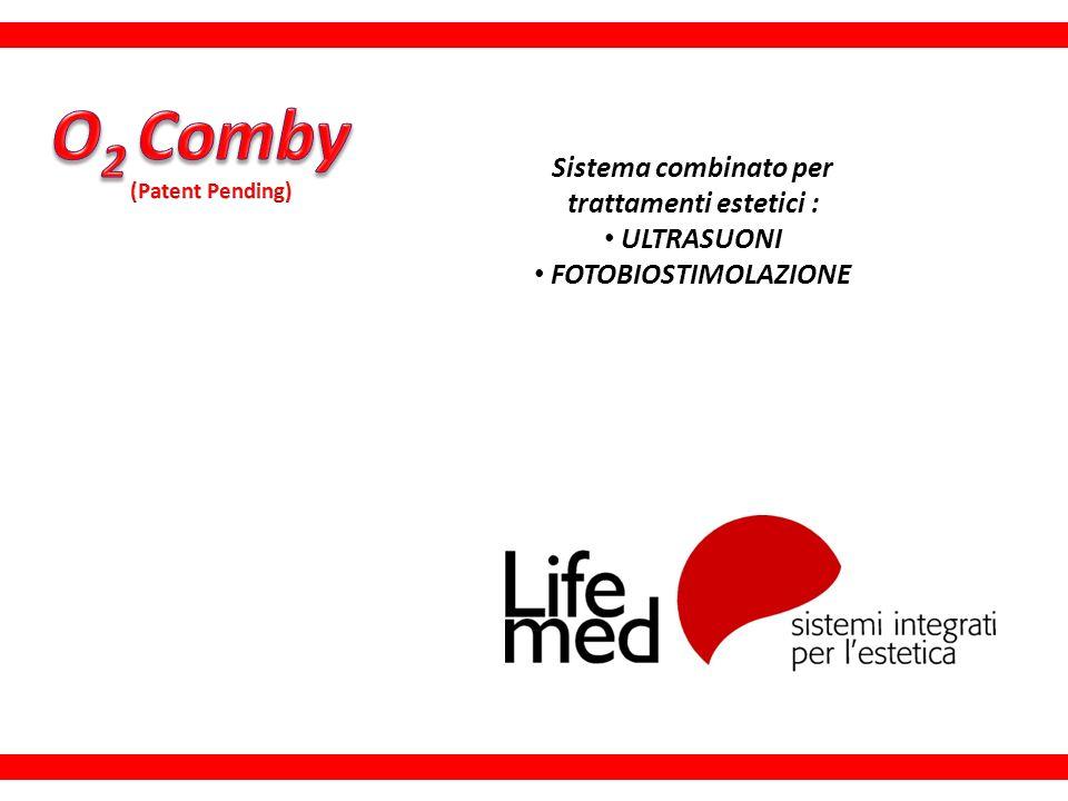 Sistema combinato per trattamenti estetici : ULTRASUONI FOTOBIOSTIMOLAZIONE