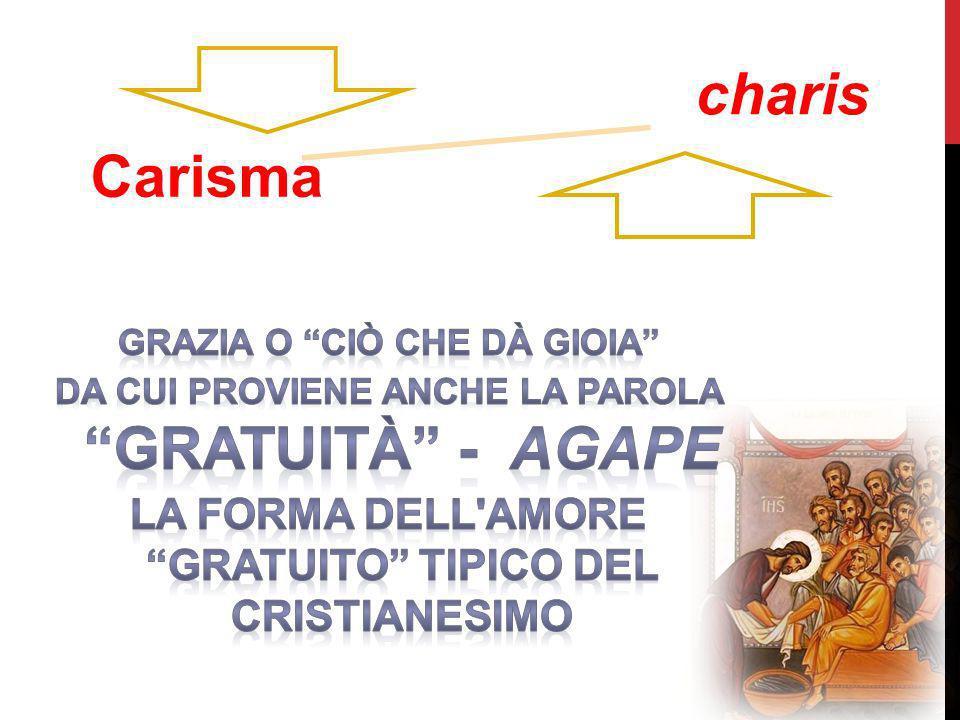 Carisma charis