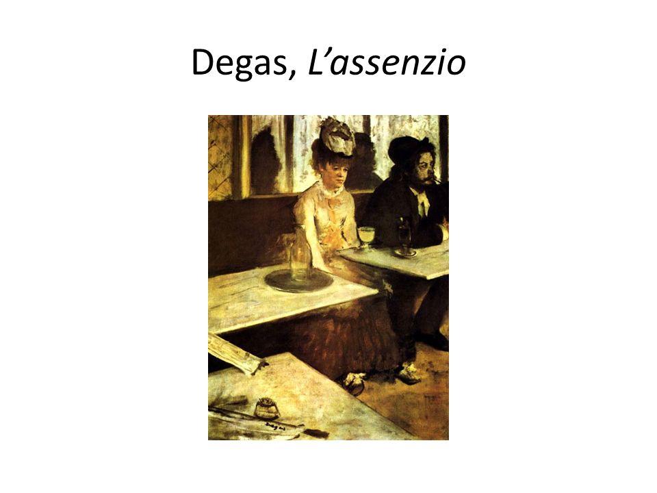 Degas, Lassenzio