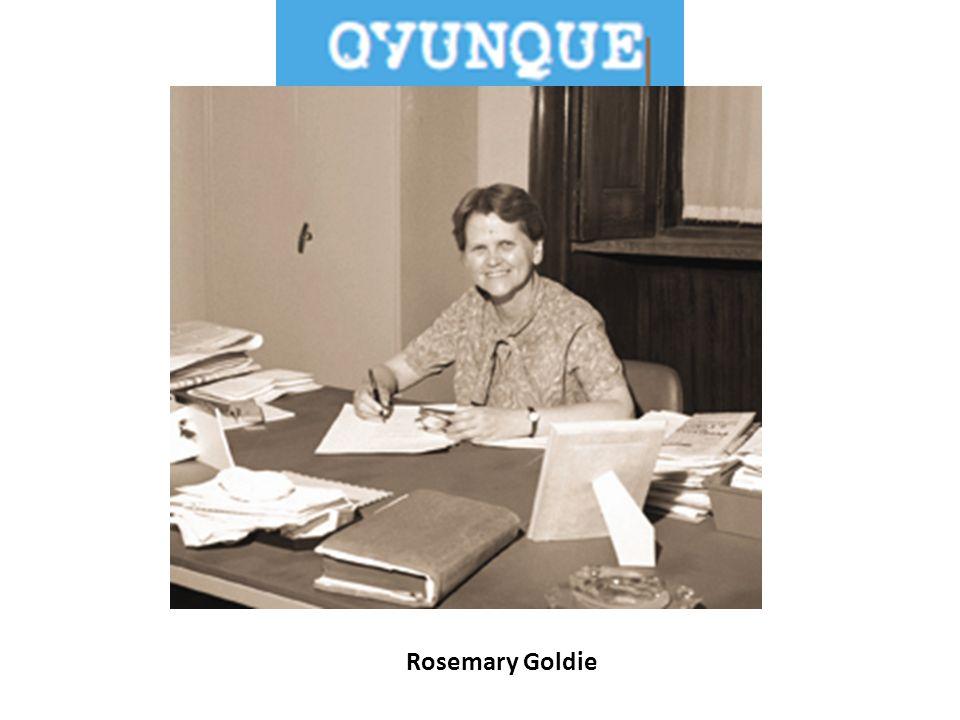 Rosemary Goldie