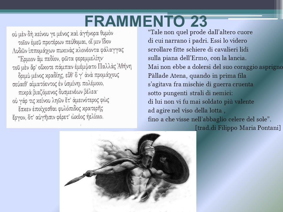 SMIRNEIDE La Smirneide o Smyrneide è un opera elegiaca a carattere epico e storico del poeta lirico greco Mimnermo.