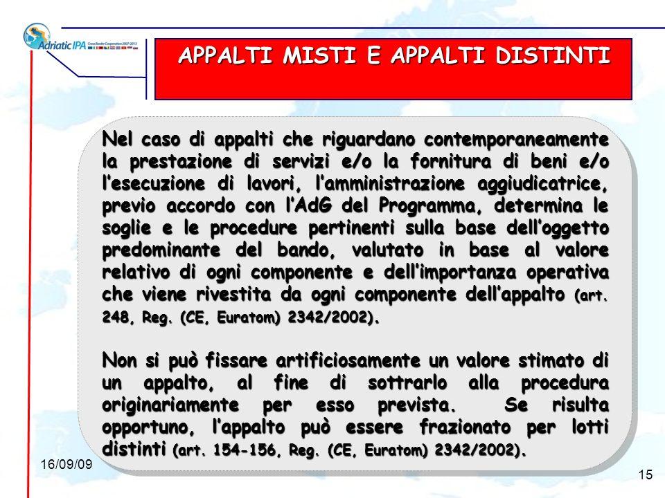 LA PREINFORMAZIONE (art.157, Reg.