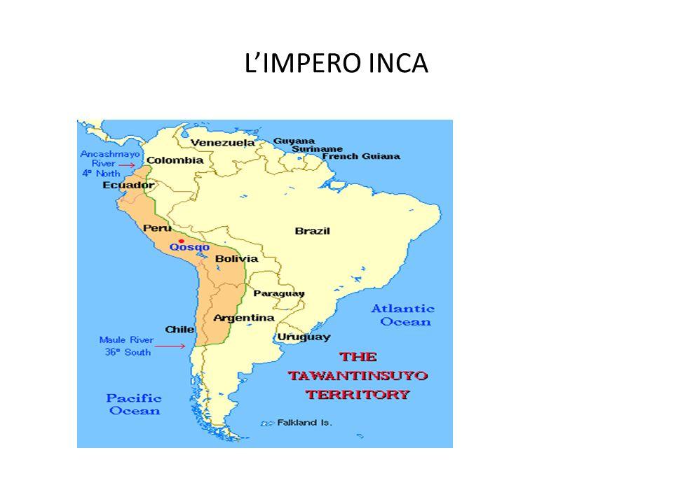 LIMPERO INCA
