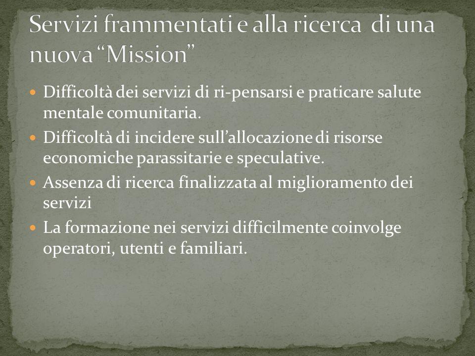 Barone R., Bellia V., Bruschetta S.(2010), Psicoterapia di Comunità.