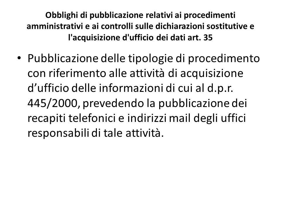 Amministrazione trasparente CONTRATTI PUBBLICI DI LAVORI, SERVIZI E FORNITURE Informazioni relative alle procedure per laffidamento di contratti di contratti di lavori, servizi e forniture art.