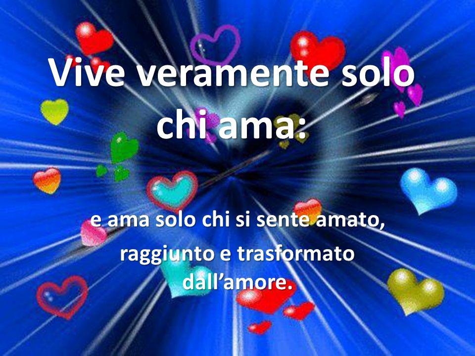 Testo di Mons. Bruno Forte Michael Nyman: The Scend of love Elaborazione Elena