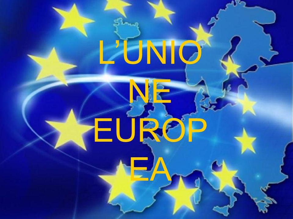 A che serve lUnione Europea.