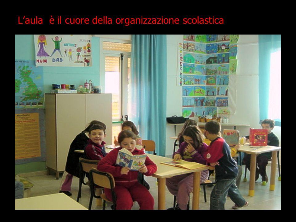 Laula è il cuore della organizzazione scolastica