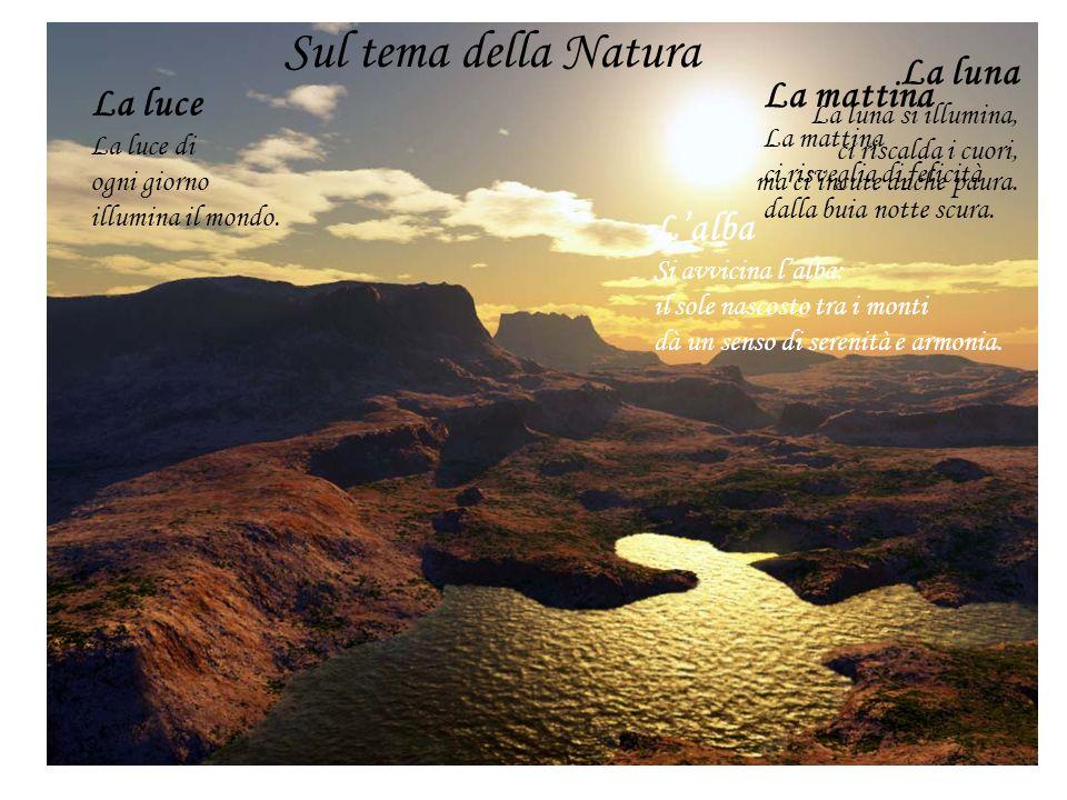Lalba Si avvicina lalba: il sole nascosto tra i monti dà un senso di serenità e armonia.