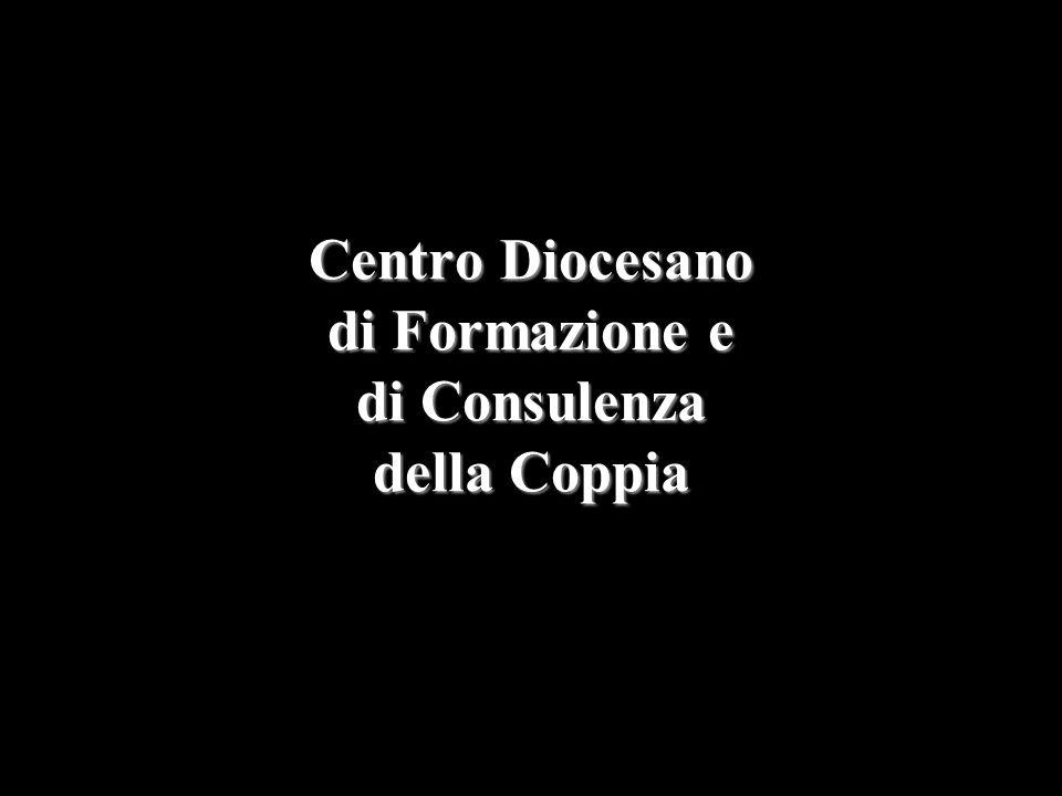Centro Diocesano di Formazione e di Consulenza della Coppia