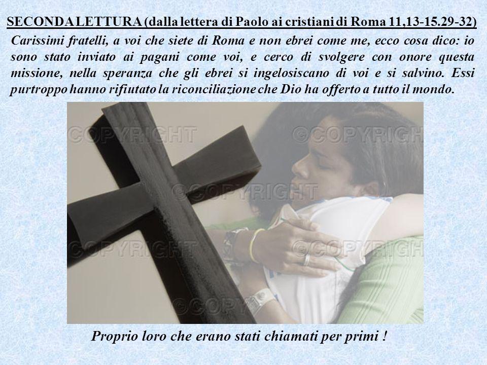SALMO RESPONSORIALE (Salmo 66,2-3.5-6.8) Lodate il Signore, popoli tutti.