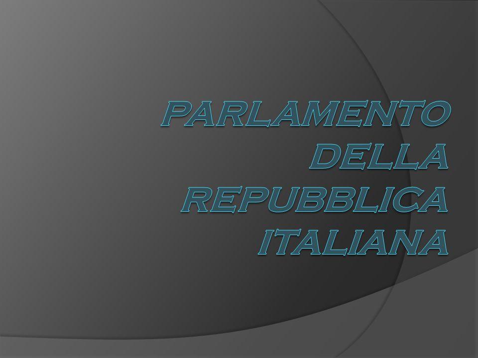 Quali funzioni ha il parlamento.