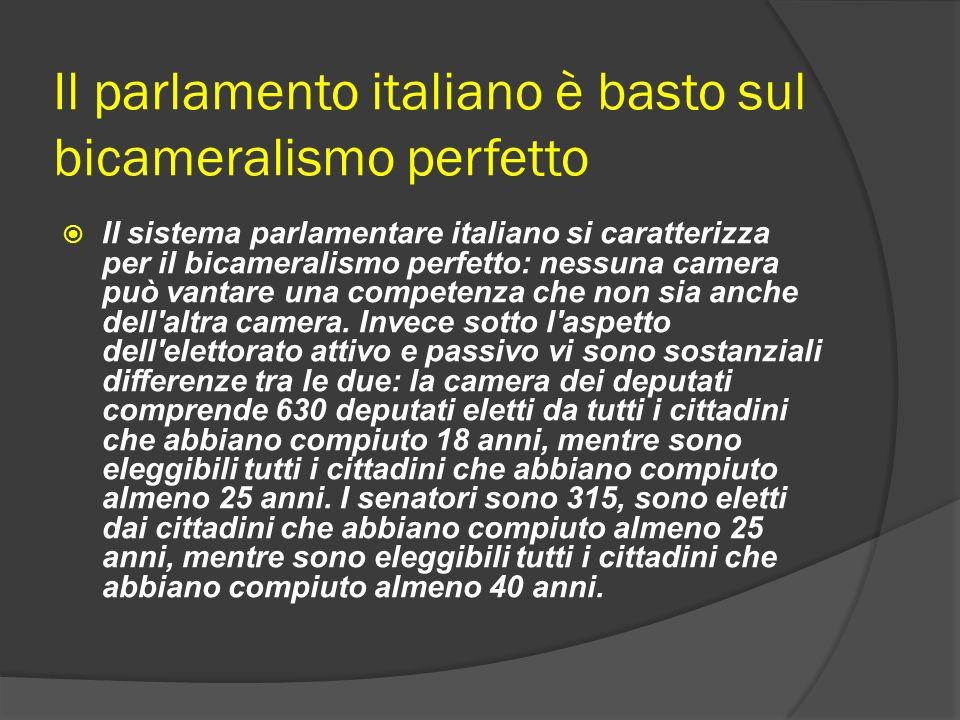 Funzione di controllo e indirizzo Il parlamento, oltre alla funzione legislativa, esercita anche funzioni di controllo sul governo e funzioni di indirizzo politico.