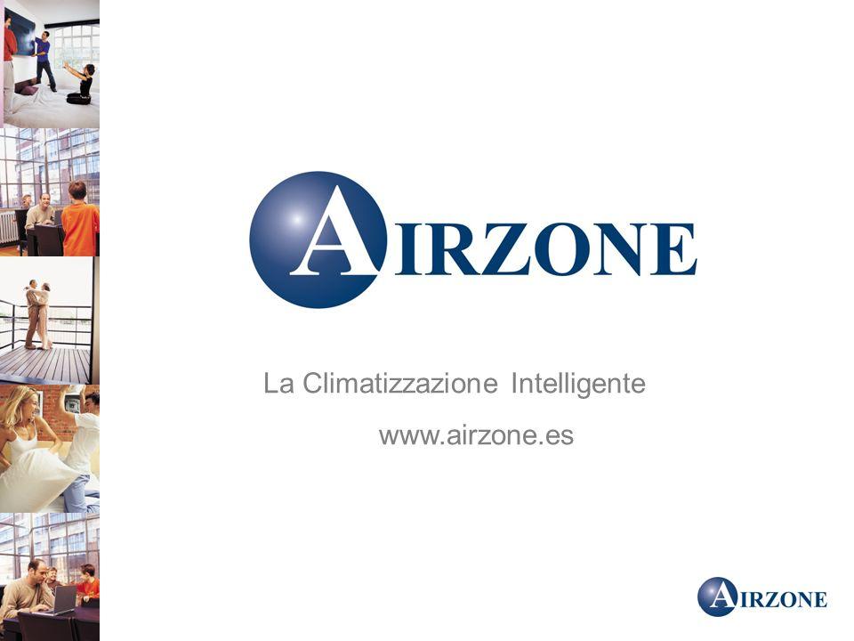 La Climatizzazione Intelligente www.airzone.es