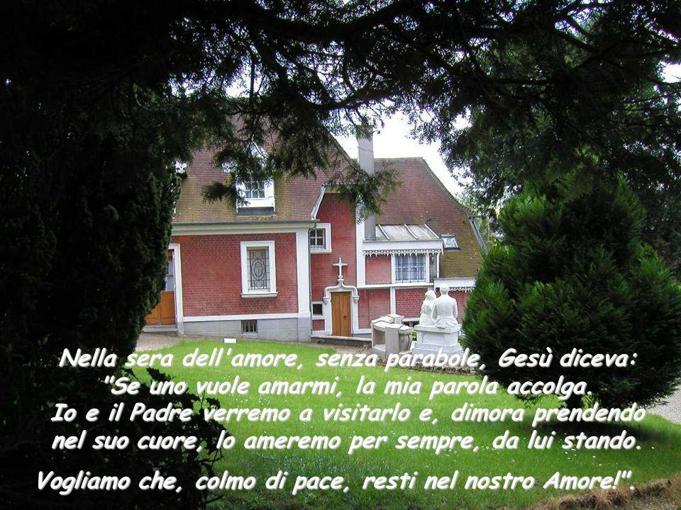 Viver d'Amore!… Viver d'Amore!… Poesia di Santa Teresa del Bambin Gesù e del Volto Santo Poesia di Santa Teresa del Bambin Gesù e del Volto Santo