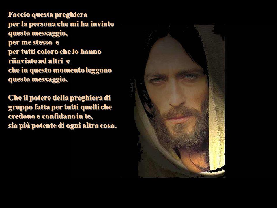 Padre celeste, Dio Amoroso e Buono, benedici abbondantemente e la mia famiglia.
