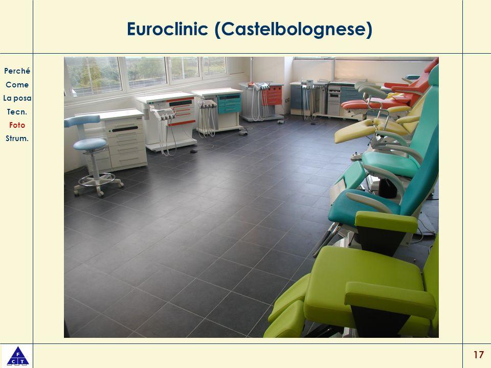 17 Euroclinic (Castelbolognese) Perché Come La posa Tecn. Foto Strum.