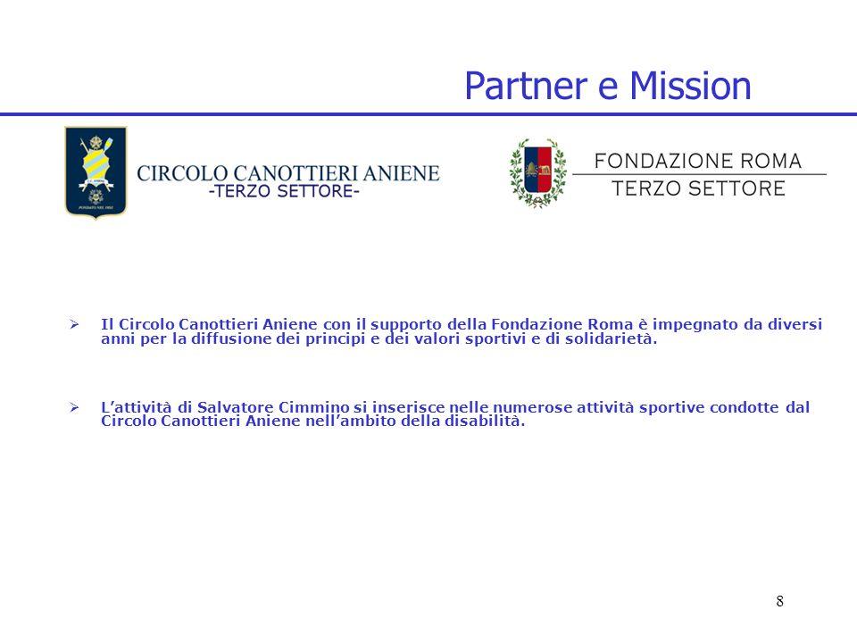 Il Circolo Canottieri Aniene con il supporto della Fondazione Roma è impegnato da diversi anni per la diffusione dei principi e dei valori sportivi e