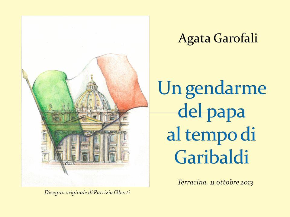 Agata Garofali Disegno originale di Patrizia Oberti Terracina, 11 ottobre 2013
