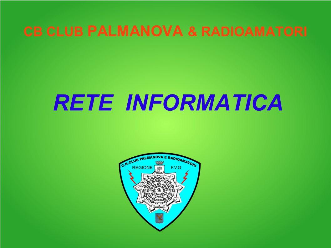 CB CLUB PALMANOVA & RADIOAMATORI RETE INFORMATICA