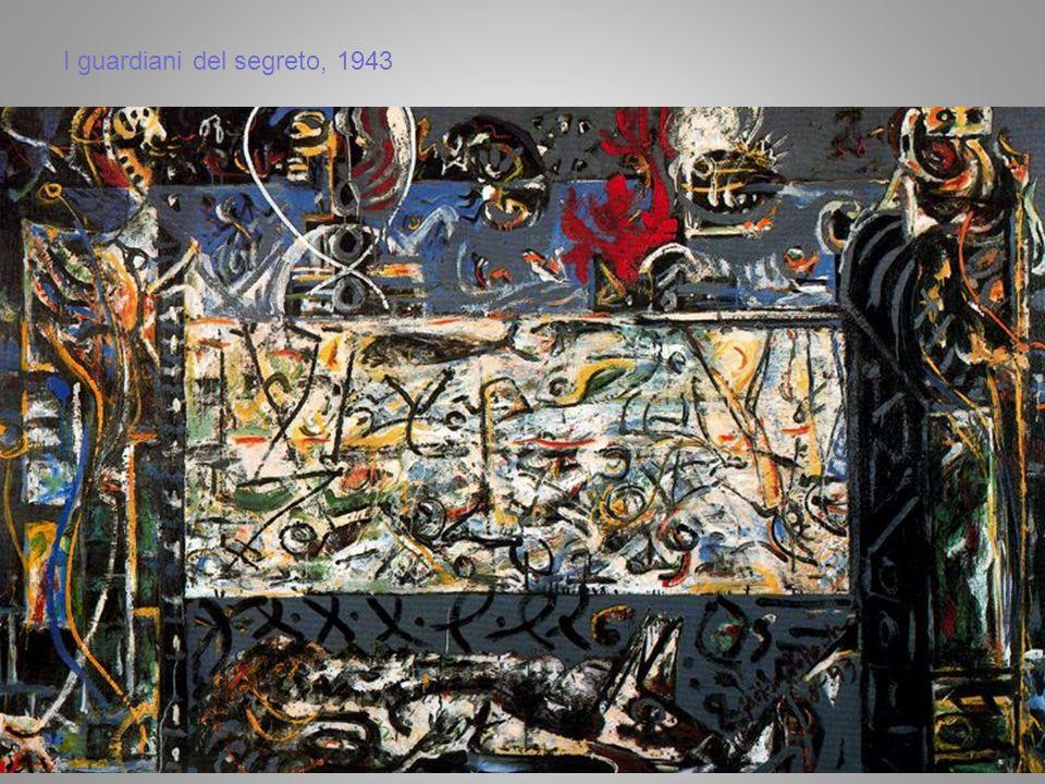 Paesaggio in fiamme, 1943