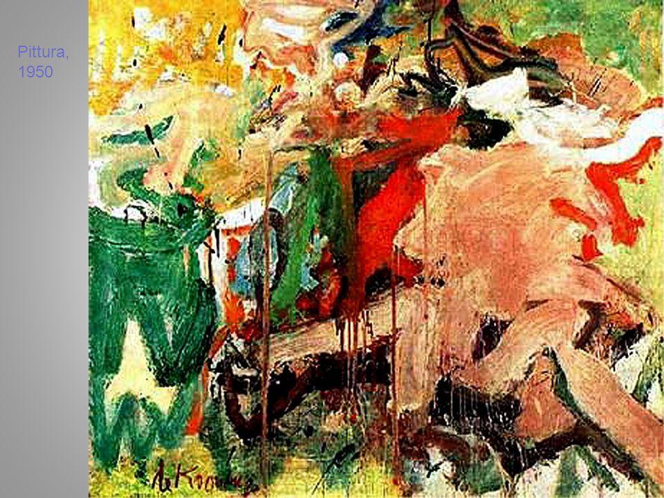 Pittura, 1950