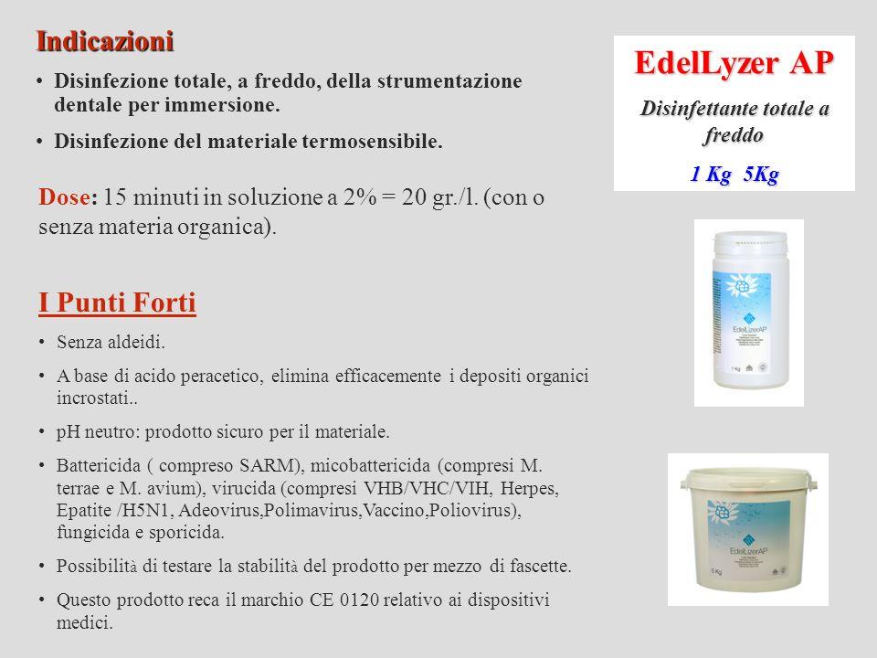 EdelSpray Disinfettante di contatto Senza aldeide Da polverizzare 2,5 L 5L + 2,5 L 5L + Spray vide Dose : Prodotto pronto per l uso!!.