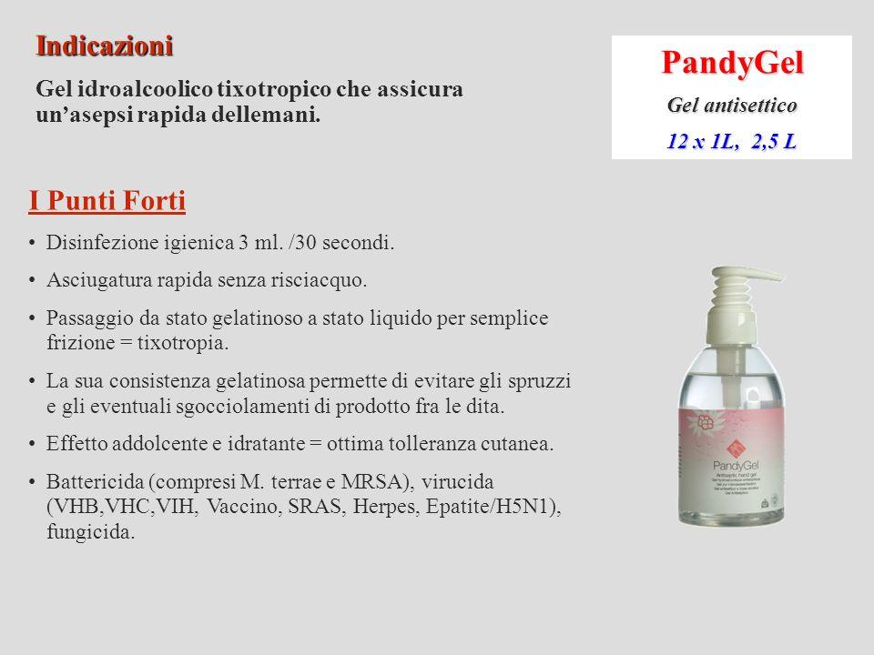 PandyCare Cura delle mani 50 ml Indicazioni Crema idratante densa particolarmente indicata per pelli secche e screpolate.