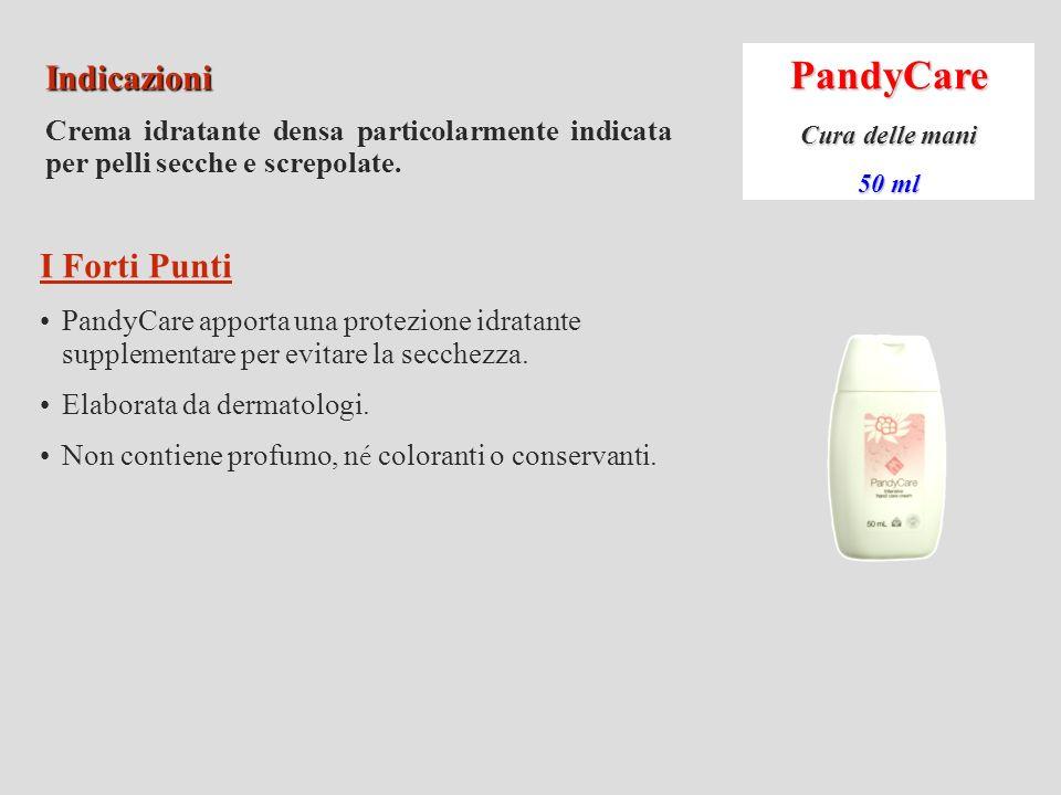 PandyPower Disinfezione automatica delle mani Indicazioni Grazie a PandyPower si combinano sicurezza e confort, affidabilit à e risparmio di tempo per la disinfezione delle vostre mani.