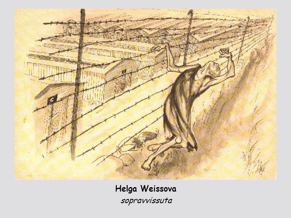 Helga Weissova sopravvissuta