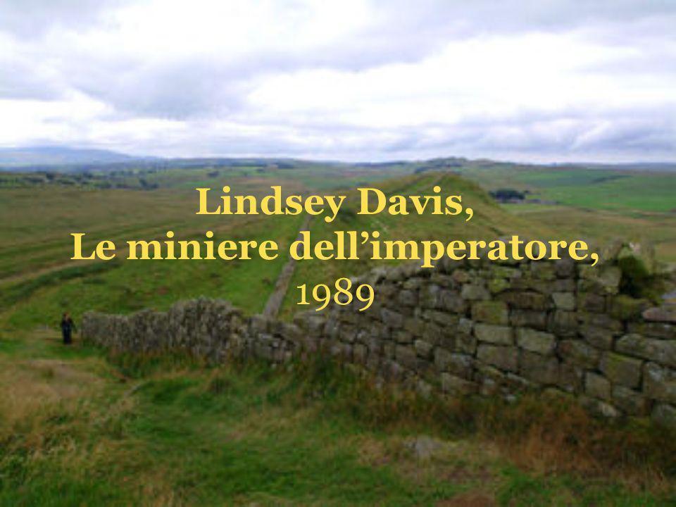 Lindsey Davis, Le miniere dellimperatore, 1989