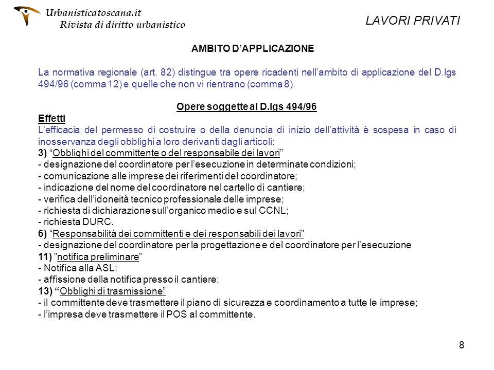 49 CLAUSOLA SOCIALE Circolare Ministero LL.PP.13 maggio 1986 n.