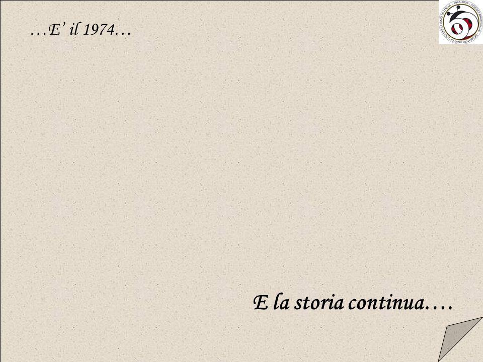 Nel 1972… La Branca Coccinelle produce lultimo documento ufficiale prima dellunificazione, il Dossier Coccinellismo, nel quale ribadisce la crisi del Simbolismo senza proporre soluzioni alternative ed auspica la ricerca autonoma da parte delle Capo Cerchio di un linguaggio il più possibile concreto e significativo da usare nel Cerchio.