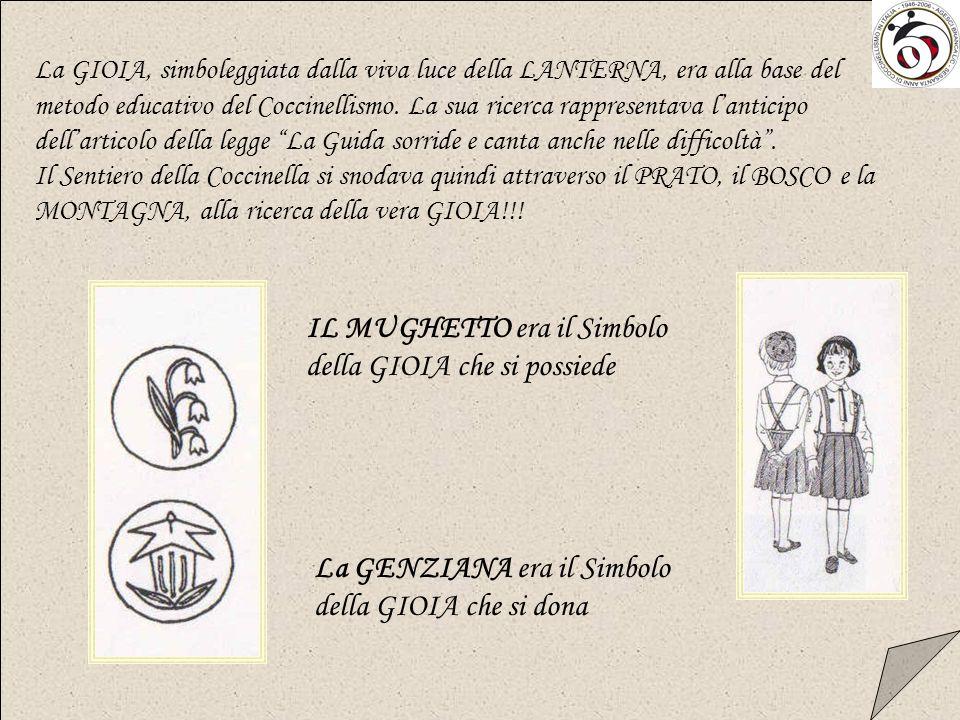 Nascono i primi Cerchi…. Cerchio del Roma I in volo Cerimonia della Promessa a ROMA… a FIRENZE…