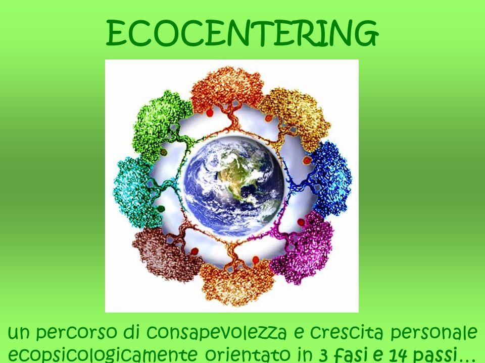 ECOCENTERING un percorso di consapevolezza e crescita personale ecopsicologicamente orientato in 3 fasi e 14 passi…