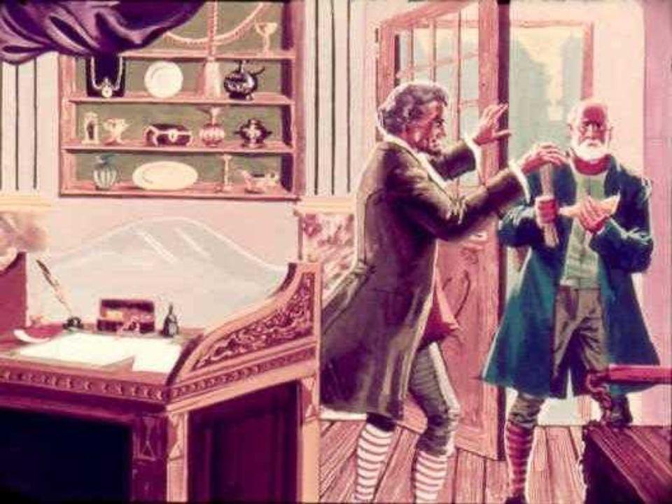 Così accadde al nostro suonatore. Volle subito vendere la scarpetta d'oro all'orefice. Ma chi non conosceva le scarpette della Madonna? Chi avrebbe cr