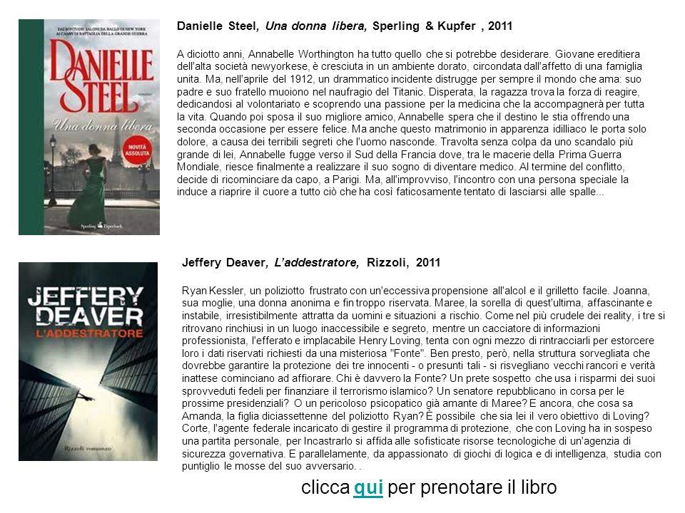 Erri De Luca, I pesci non chiudono gli occhi, Feltrinelli, 2011 A dieci anni l età si scrive per la prima volta con due cifre.
