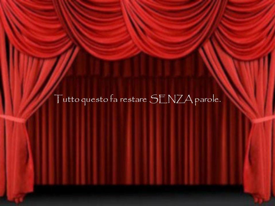 SENZA … SENZA fine