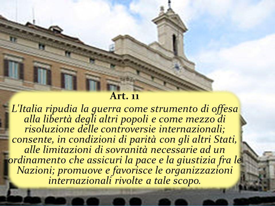 Art.7 Lo Stato e la Chiesa cattolica sono, ciascuno nel proprio ordine, indipendenti e sovrani.
