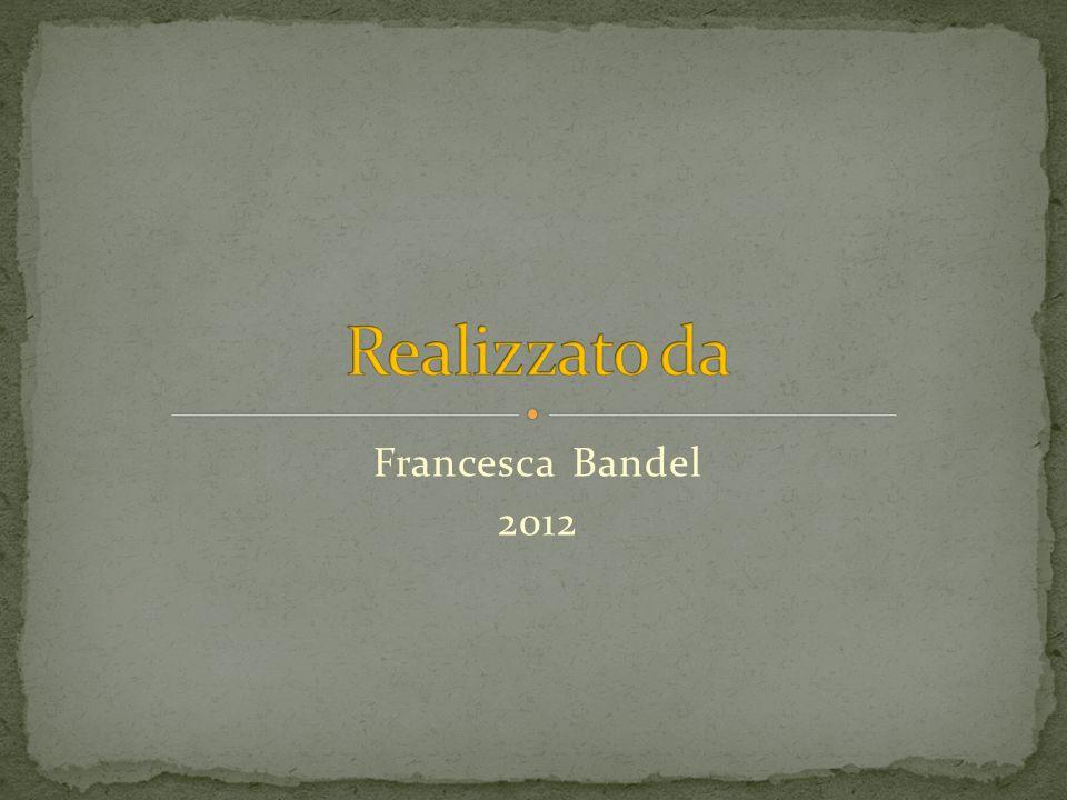 Francesca Bandel 2012