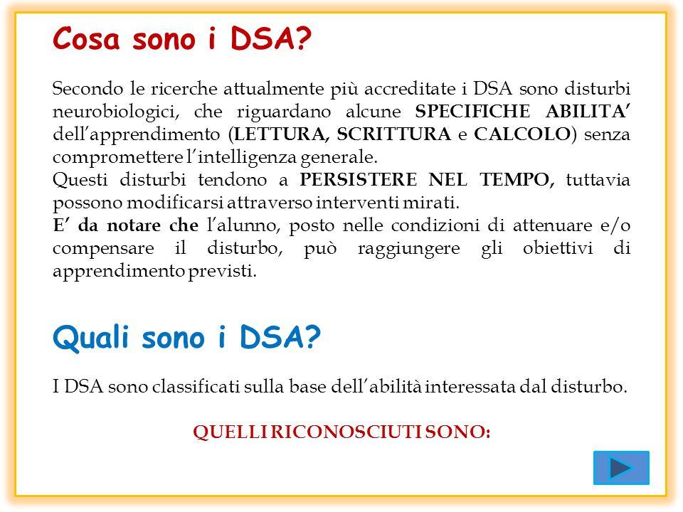 Dislessia ( art.