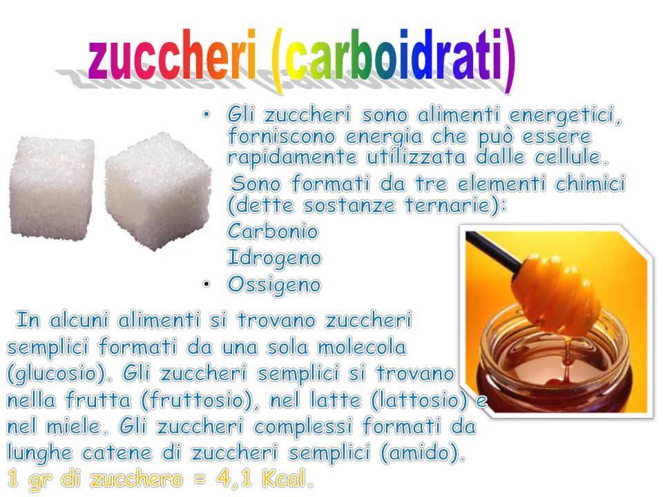 I grassi o lipidi sono anch essi alimenti energetici.