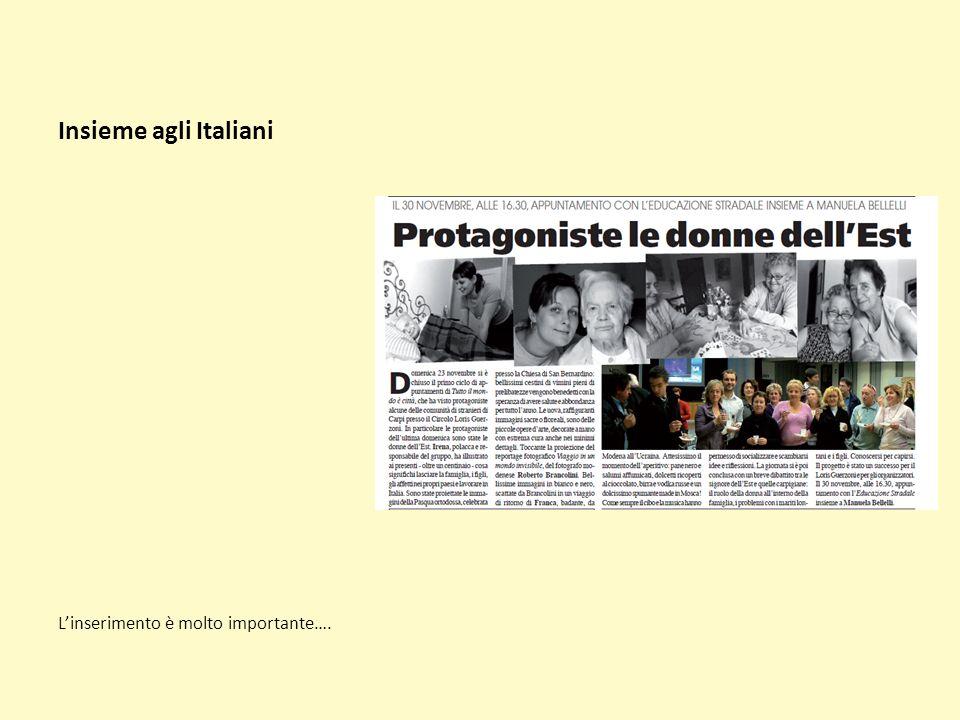 Ufficializzazione Sito del Comune di Carpi Associazione Sindacale Donne dell'Est Indirizzo: via Dosi, 6 - 41012 - CARPI (MO) - EMILIA ROMAGNA (ITALIA)