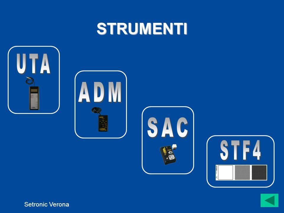 Setronic Verona STRUMENTI