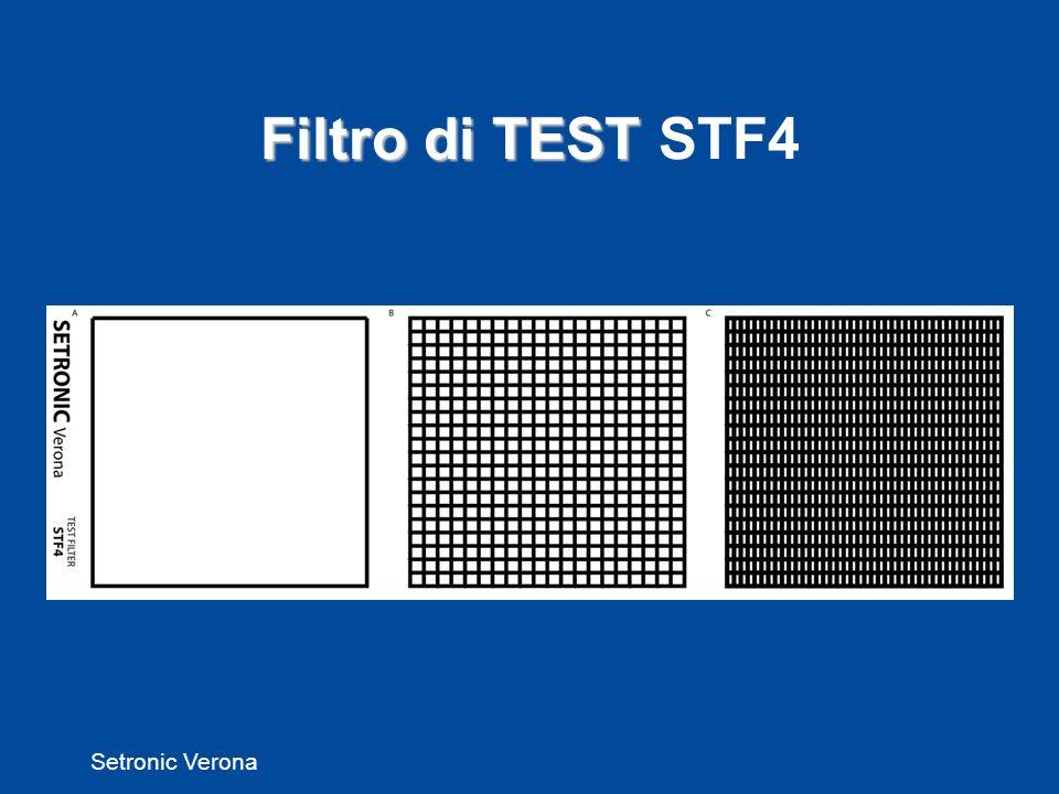 Filtro di TEST Filtro di TEST STF4