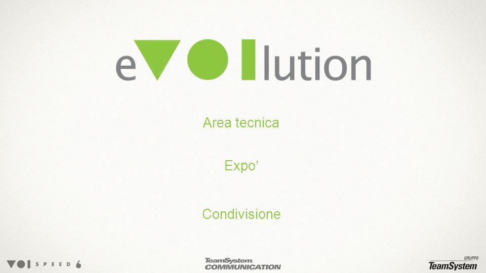 Area tecnica Expo Condivisione