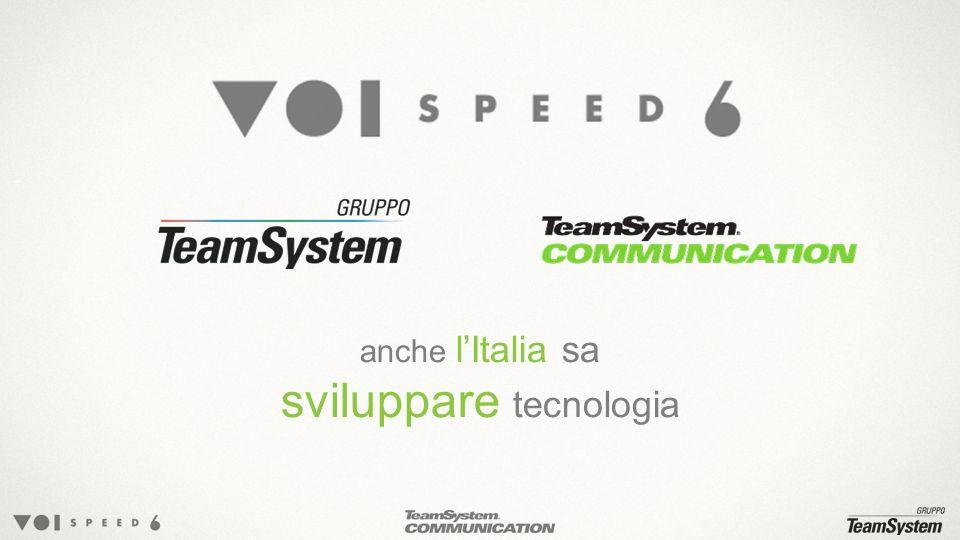 VOIspeed: E una soluzione, nata dallattività di ricerca e sviluppo di tecnici e specialisti, che migliora il processo produttivo perché oggi, più che mai, anche la comunicazione è un processo produttivo.