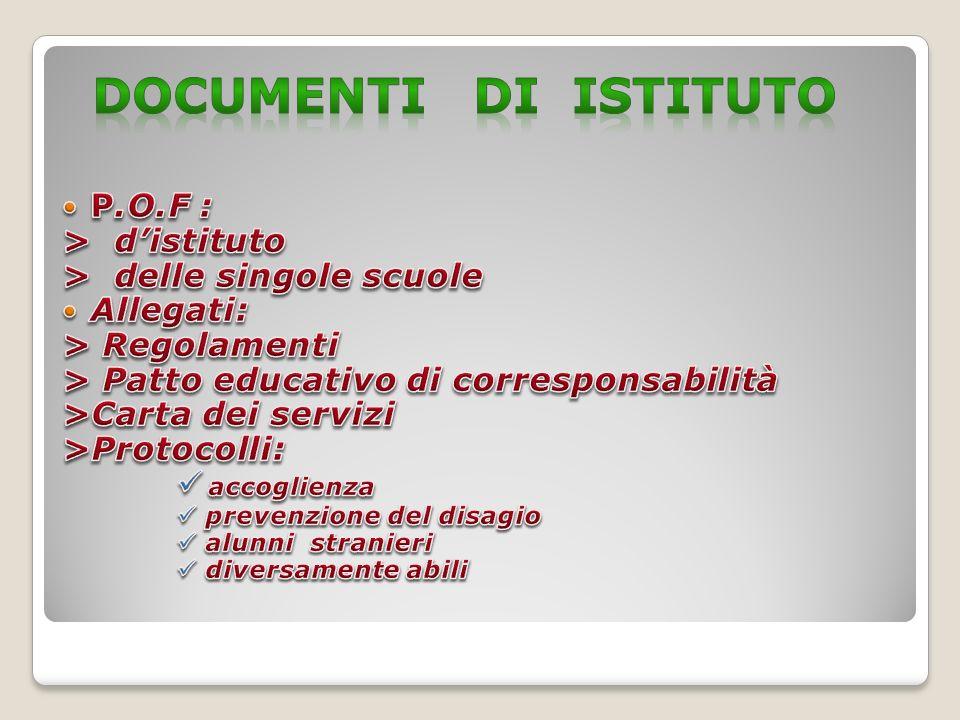 ESITI SCOLASTICI SCUOLE SECONDARIE ALUNNI LICENZIATI A.S.