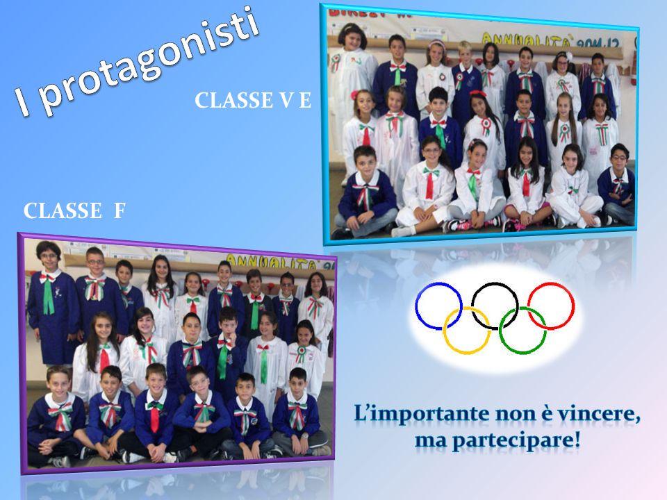 CLASSE V E CLASSE F